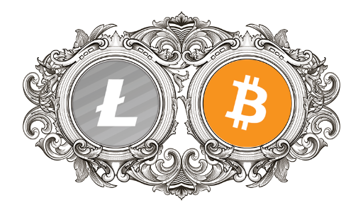 How to change one cryptocurrency for another? LTC to BTC